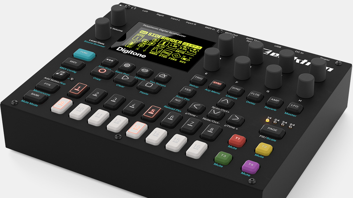 Elektron Digitone: FM Synthesizer