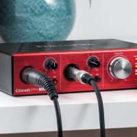 Focusrite Clarett USB / USB-C Audio Interfaces