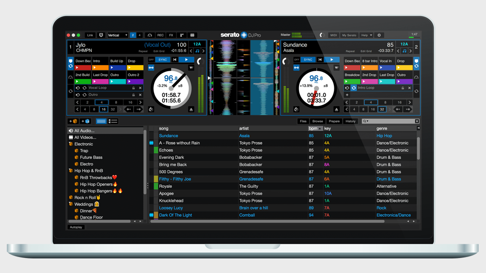 Serato Updates DJ Pro, No Need For Hardware