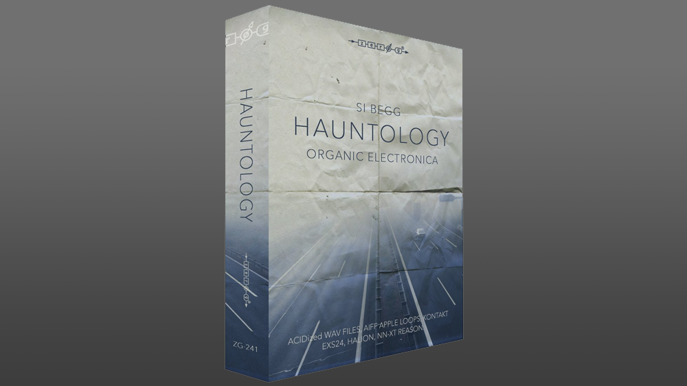 Zero-G Hauntology: Organic Electronica Sample Library
