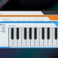 Arturia MicroLab: Small 25-Key Go-Anywhere Controller