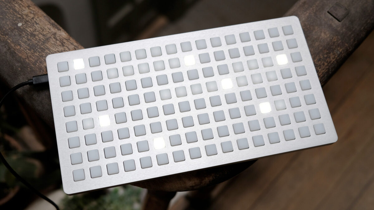 """Monome Grid Turns 15: """"New And The Same"""" Edition"""
