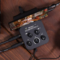 Roland GO:MIXER PRO-X iphone/android mixer